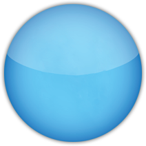 Blue Circle for Quicklinks