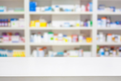 pharmacy-counter-blur-shelves