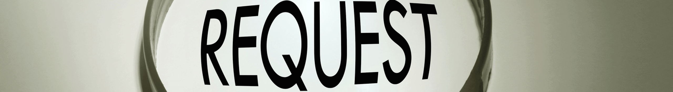 request-banner
