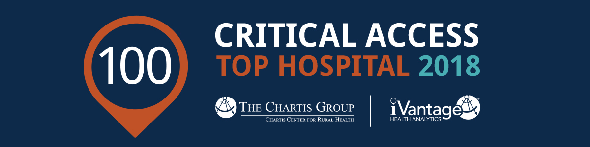 2018 Top 100 Critical Access Hospital