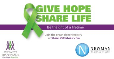 Give Hope Share Life