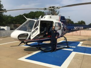 Emergency Medical Helicopter