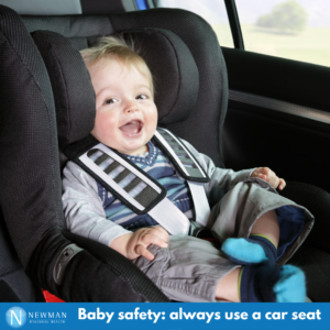 Baby Safety: Car Seat