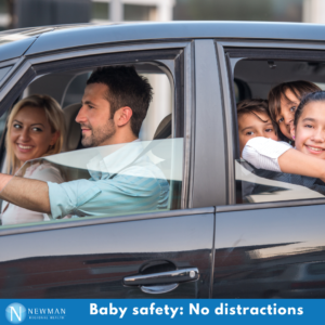 Baby Safety: car seats