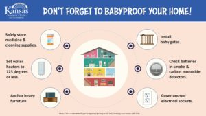 Baby Safety: Don't wait to babyproof